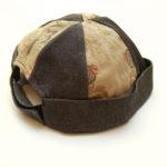 OOK Textile Cap Brown 1v2