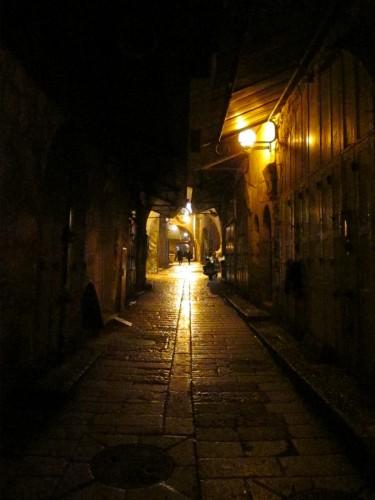 Sara Schraeter - Jerusalem Alleyway