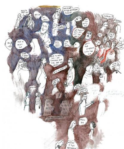 Illustration by Liana Finck