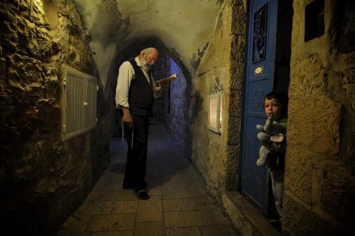 Mordechai H - God and His Menorah