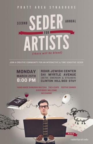 Seder for Artists