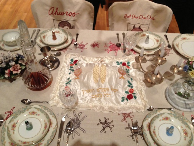 Baseman_Shabbat-Table_by-IsaacB2