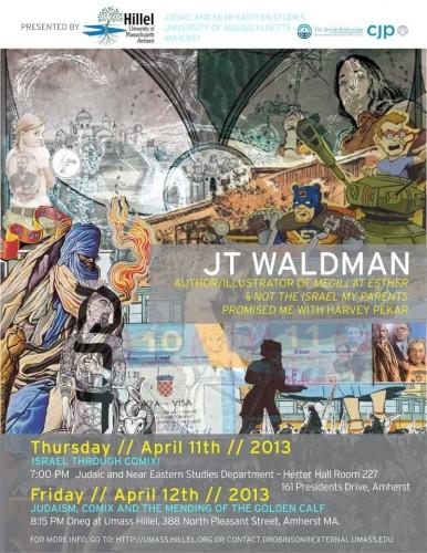 JT Waldman